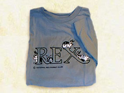 Short Sleeve Rex Logo T-Shirt