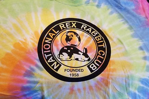 Pastel Tie-Dye T-Shirt, SM -XL