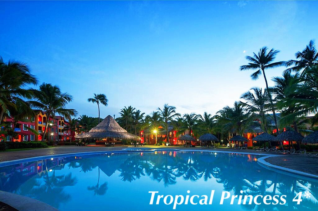 Tropical Princess
