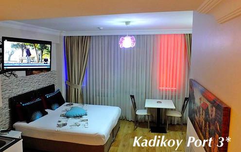 Kadikoy Port