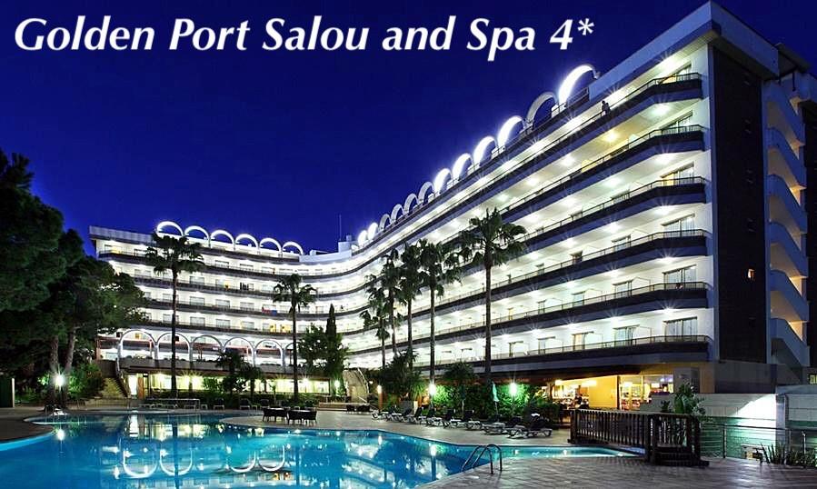 Golden Port Salou