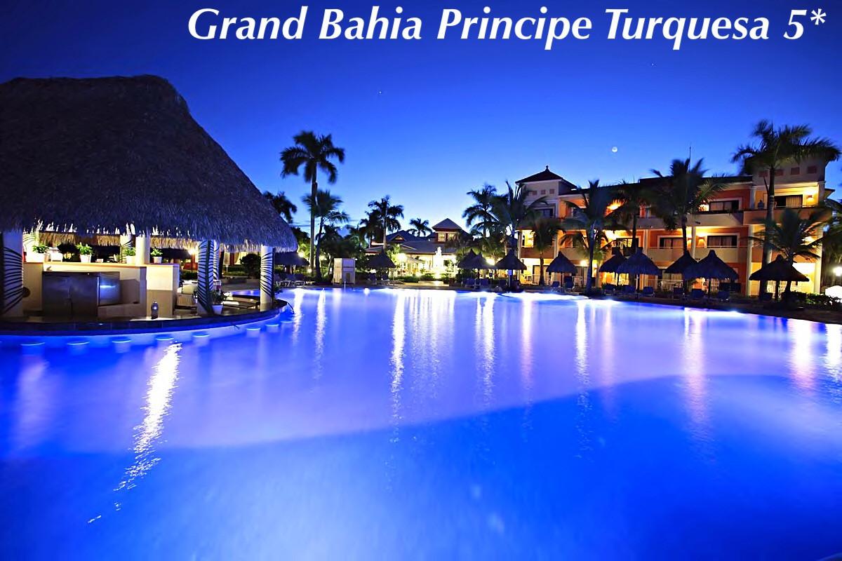 Grand Bahía Príncipe Turquesa