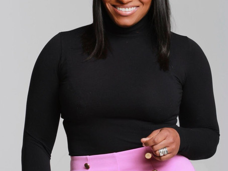 POWER MOVES: Michelle Taylor Willis