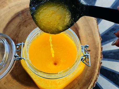 Homemade Ghee /Clarified Butter