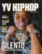 YV Hip Hop Magazine - August 2019 Cover.