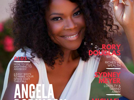 YV Magazine November - December Issue 2020
