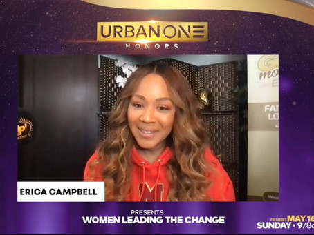 Erica Campbell Thoughts On 'Mary Mary' Biopic; TV One Interested