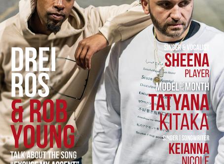 YV Hip Hop Sept Issue