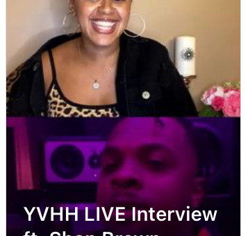 YVHH LIVE Interview with Shon Brown