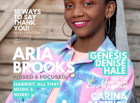 YV Teen September Issue