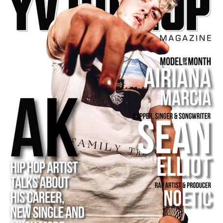 YV Hip Hop Magazine December Issue Online Now