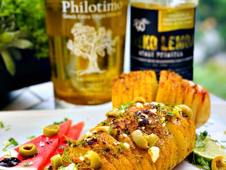 Greek Potatoes...(Jenny's way)