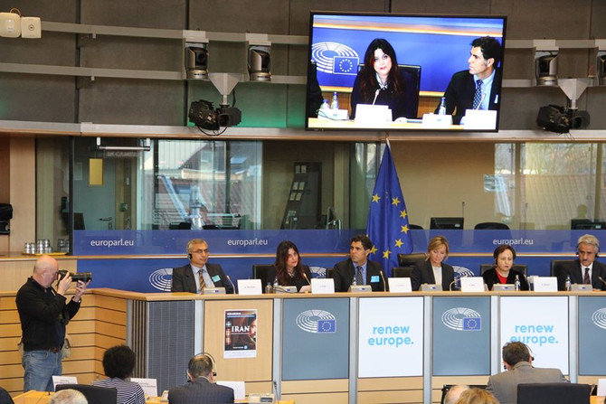 Panel au Parlement européen sur les minorités en Iran