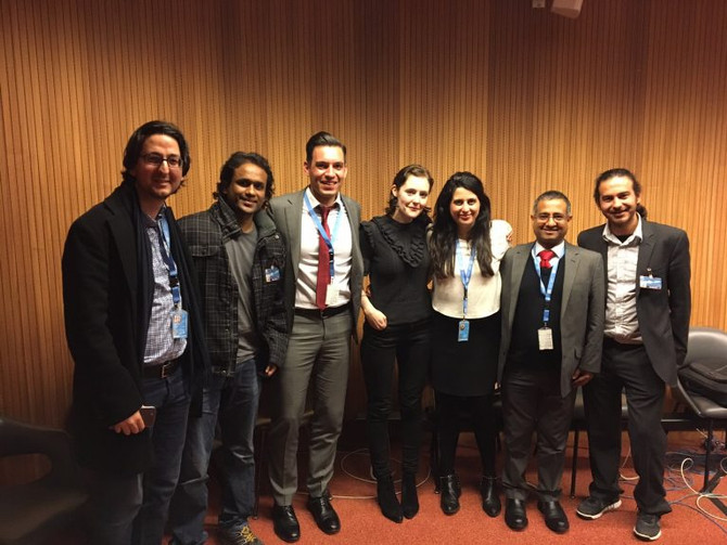 U.N. side event on social media and blasphemy, hosted by the International Humanist and Ethical Unio