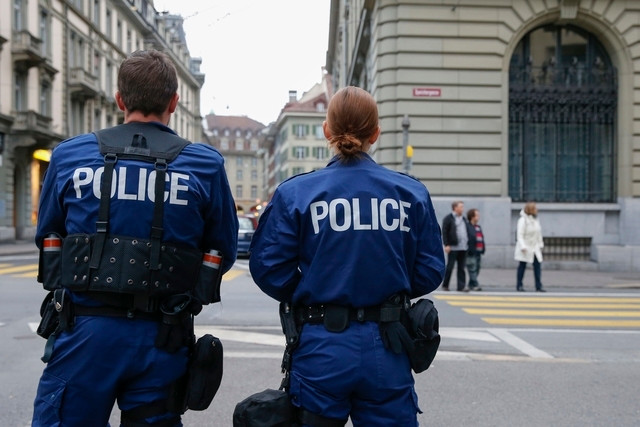 Intercultural trainings for the Swiss police