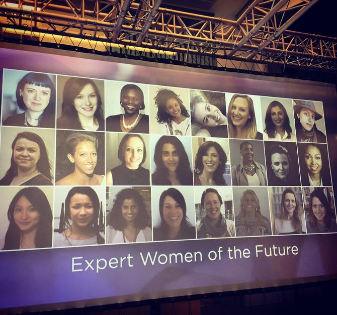 BBC Expert Women's Day training