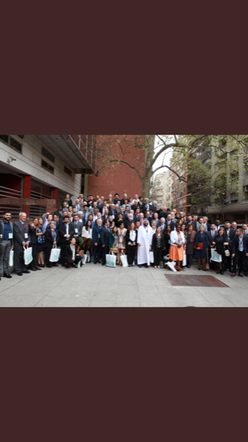 Participation to the G20 Interfaith Forum, Buenos Aires, Argentina, 26-28 September 2018