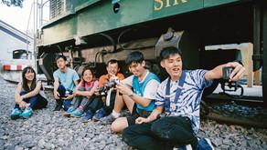 2018年8月16日 《HK01》【看不見的風景.四】視障夫妻牽手影靚相 冀紀錄城市變化