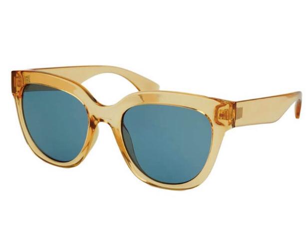 Jane Sunglasses (Blue/Yellow)