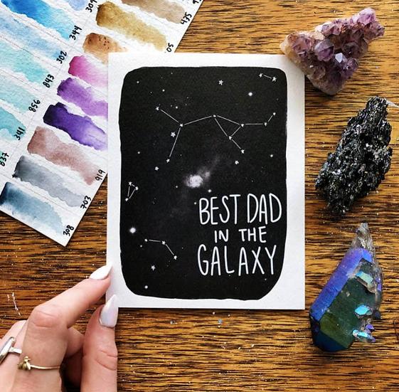 Dad Appreciation Card