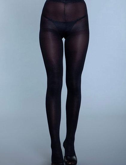 Nylon spandex tights.