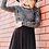 Thumbnail: Mini Shift Dress with Open Back