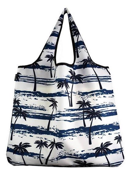 Reusable Bag - Palm Trees