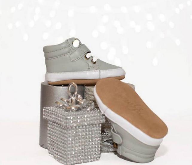 High Top Bay Sneakers