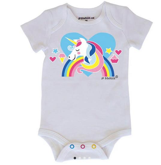 Unicorn Baby Onesie