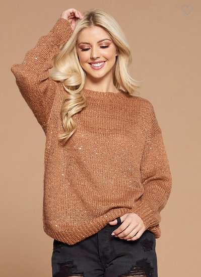 Twinkle Knit Sweater