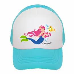 Mermaid hat