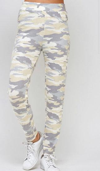 Camo Grey Sweatpants