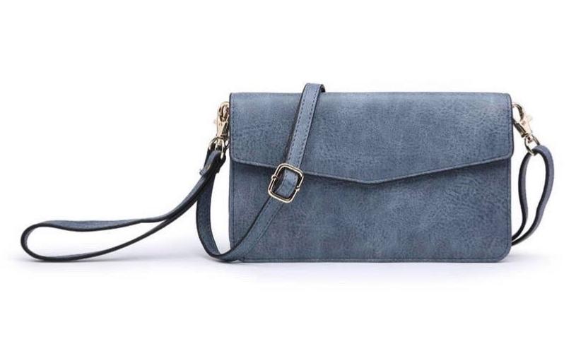 Cross Body Bag Blue