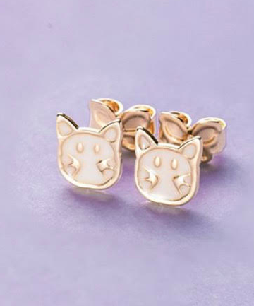 Kid's Cat Earring