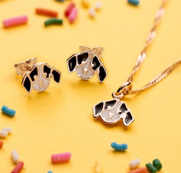 Puppy Dog Earrings