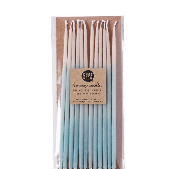Tall Pure Beeswax Candles