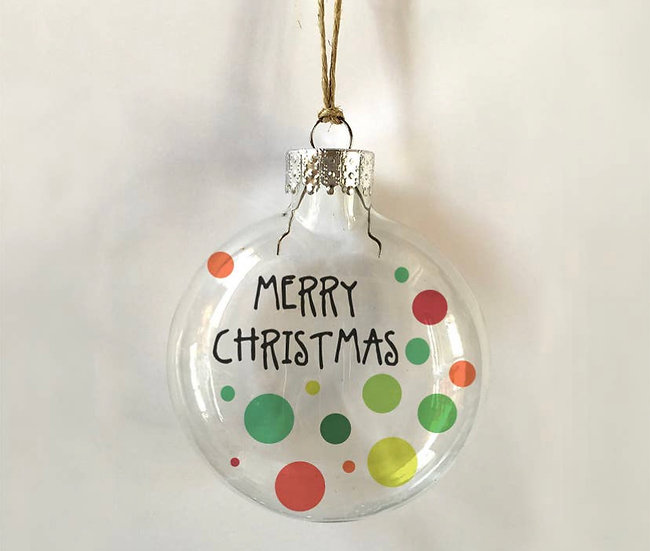 Hand Blown Ornaments