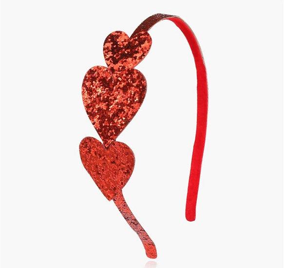 Red Heart Headband