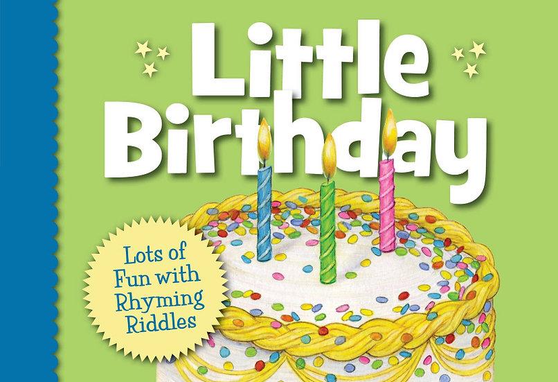 Little Birthday Board Book