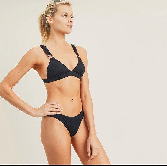 Ruched Bikini Set