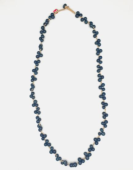 Acai Berry Long Necklace