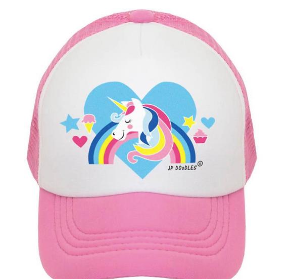 Unicorn Kids Cap