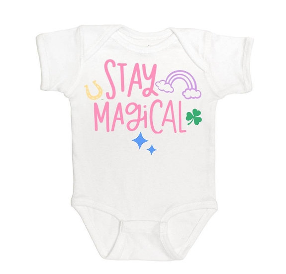 Stay Magical Onesie