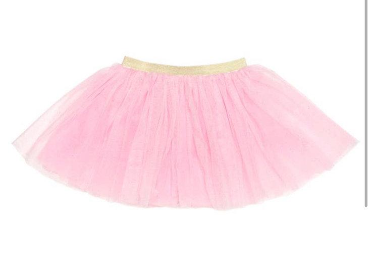 Light Pink and Gold Tutu