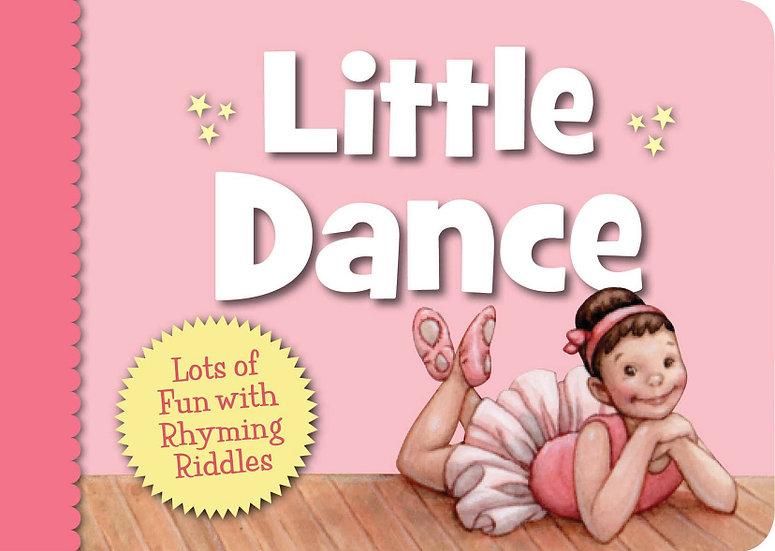 Little Dance board book