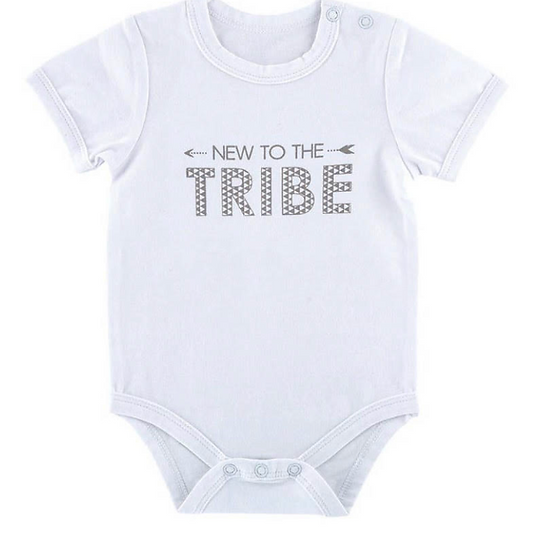 New To The Tribe Onesie