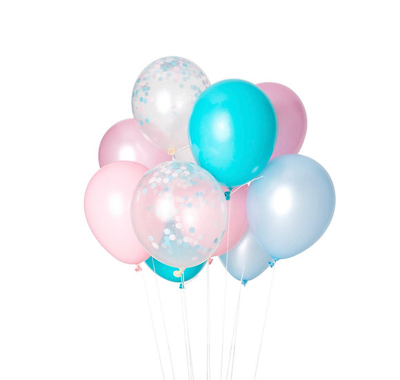 Cotton & Candy Balloon Bouquet