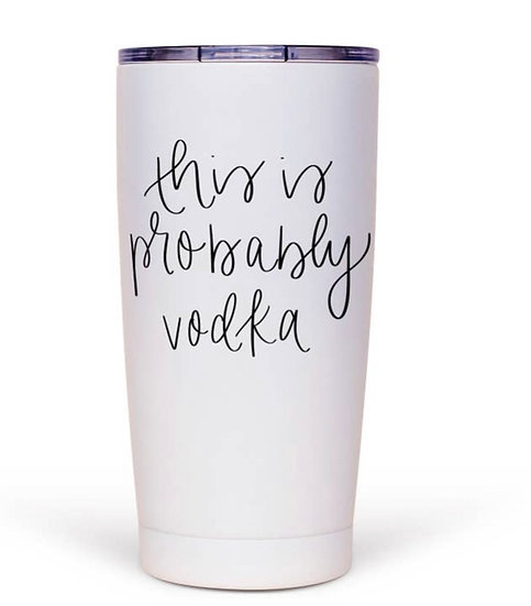 This is probably vodka