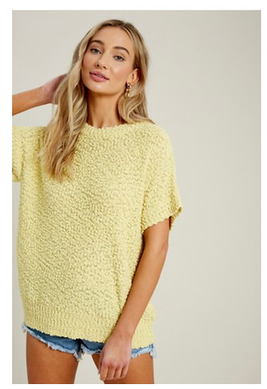 """Shine Bright"" Knit Sweater"