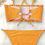 Thumbnail: Yellow Back Tie Bikini